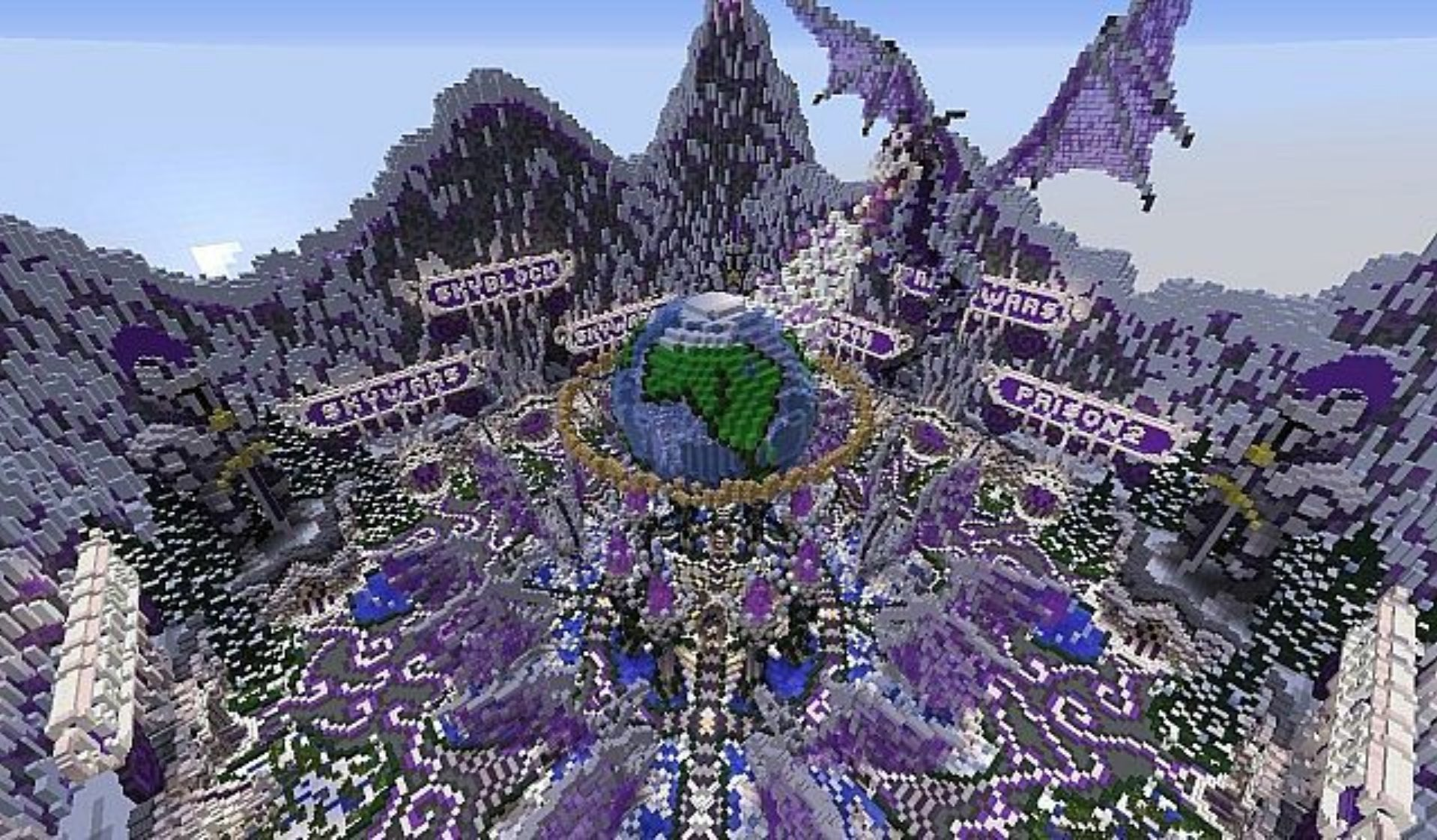 Top 10 Best Minecraft Servers 2019 With The Most Players