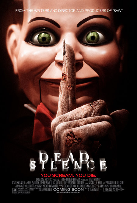 Before James Wan did The Conjuring he did Dead Silence.