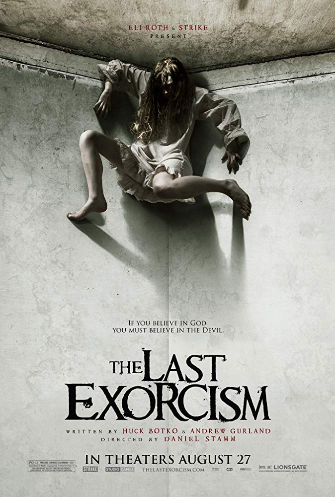 An intriguing found footage exorcism film.