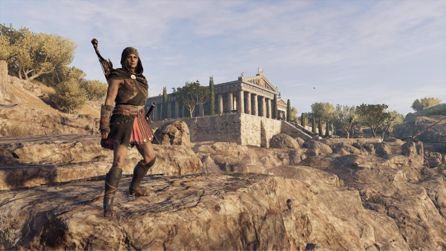 Top 3 AC Odyssey Best Armor (And How To Get Them) | GAMERS