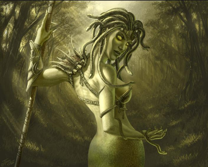 15 Most Frightening Greek Mythology Creatures | GAMERS DECIDE
