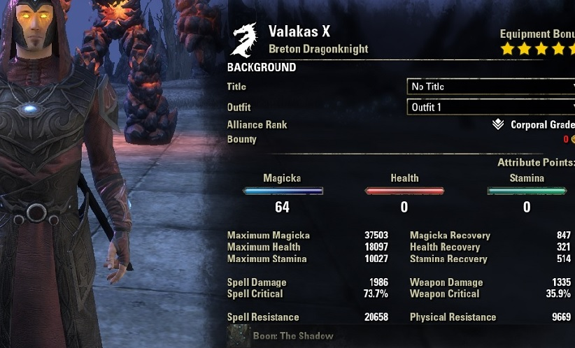 Eso Best Class 2020.Eso Best Pvp Class Ranked Gamers Decide