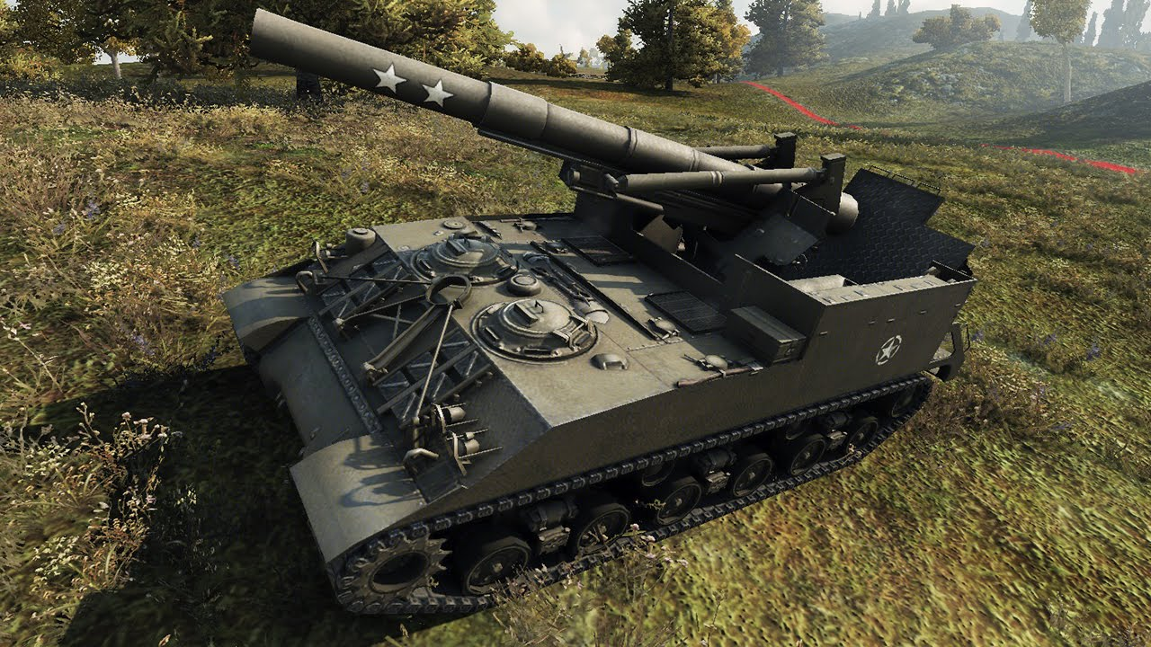 A 43 Wot world of tanks - best artillery for every tier   gamers decide