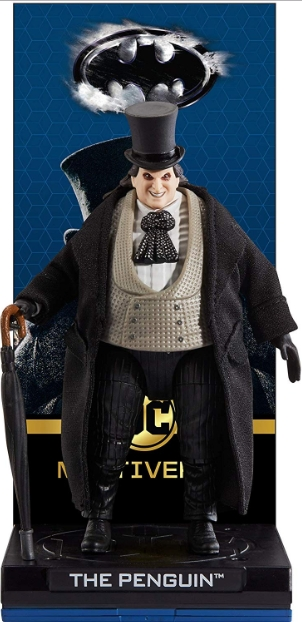 DC Comics Multi-Univers Signature Collection Batman Returns Le Pingouin