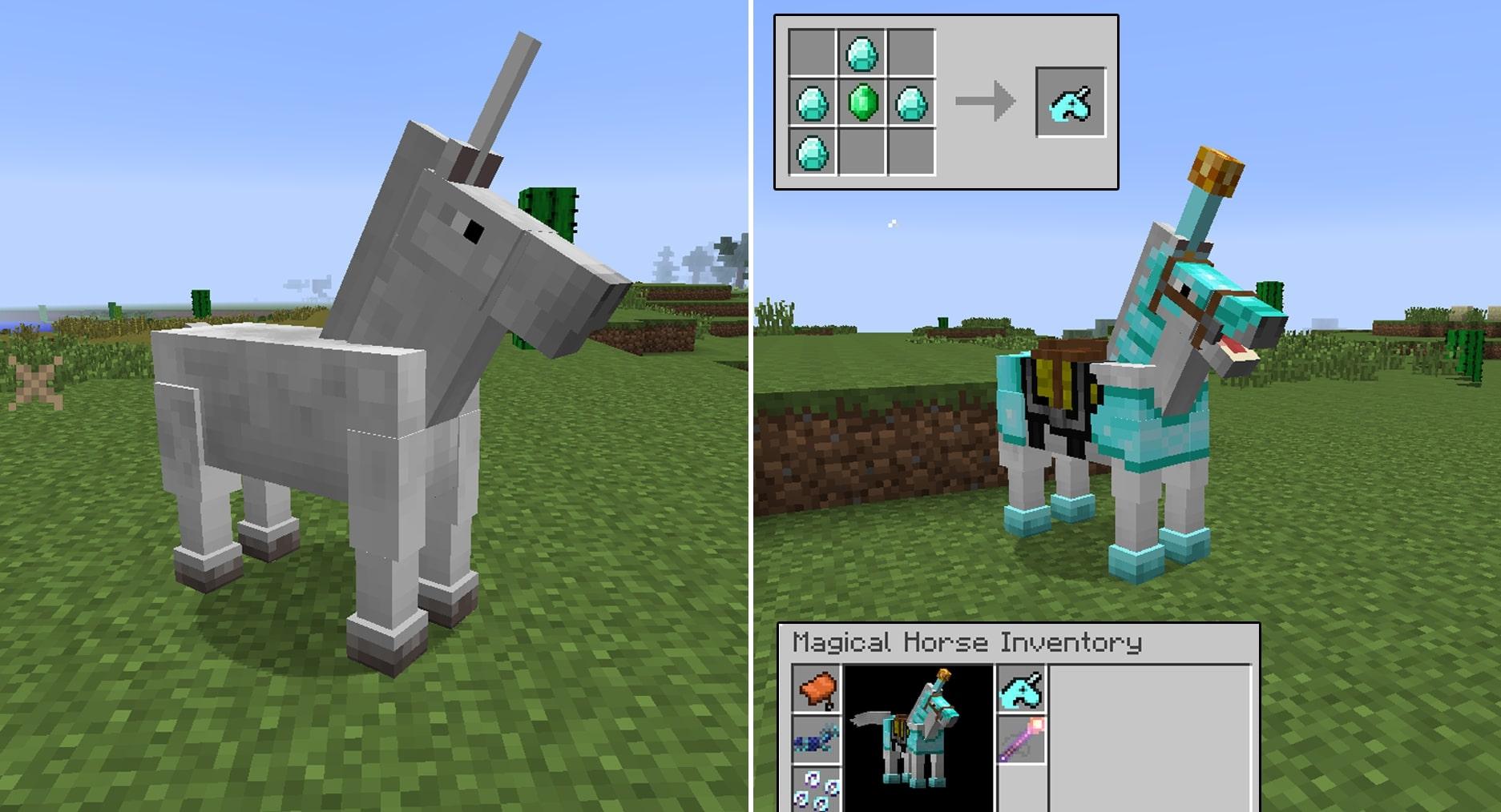 Top 11 Minecraft Best Horse  GAMERS DECIDE