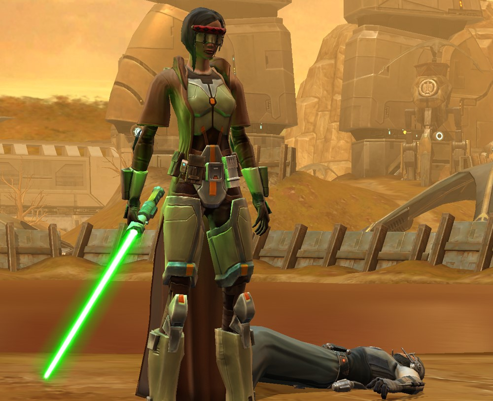 SWTOR Best PvP Class [Top 5] | GAMERS DECIDE
