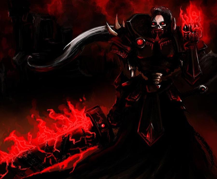 запрос кровавый рыцарь картинки можете найти