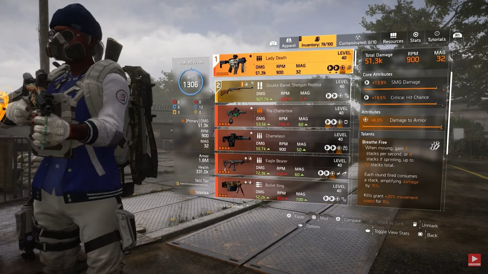 Top 10 The Division 2 Best Dark Zone Builds Gamers Decide