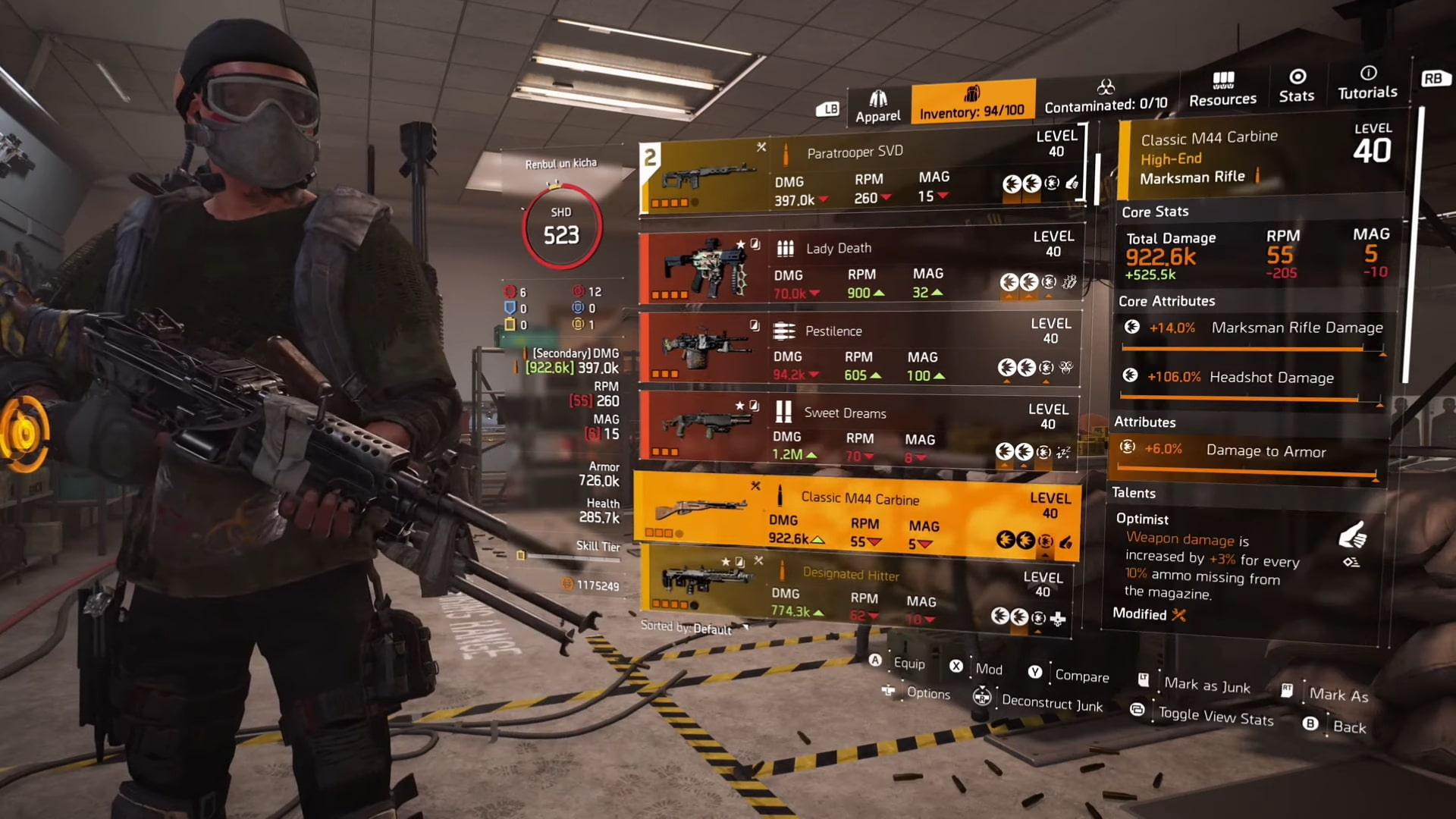 Top 10 The Division 2 Best Pve Builds New Gamers Decide