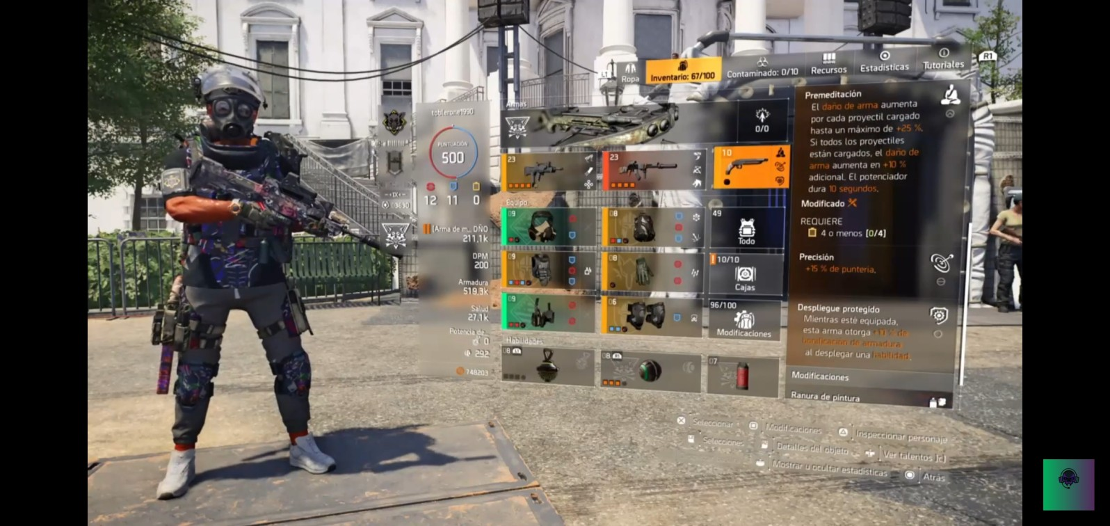 Top 5 Best Assault Rifle Builds For The Division 2 Gamers Decide