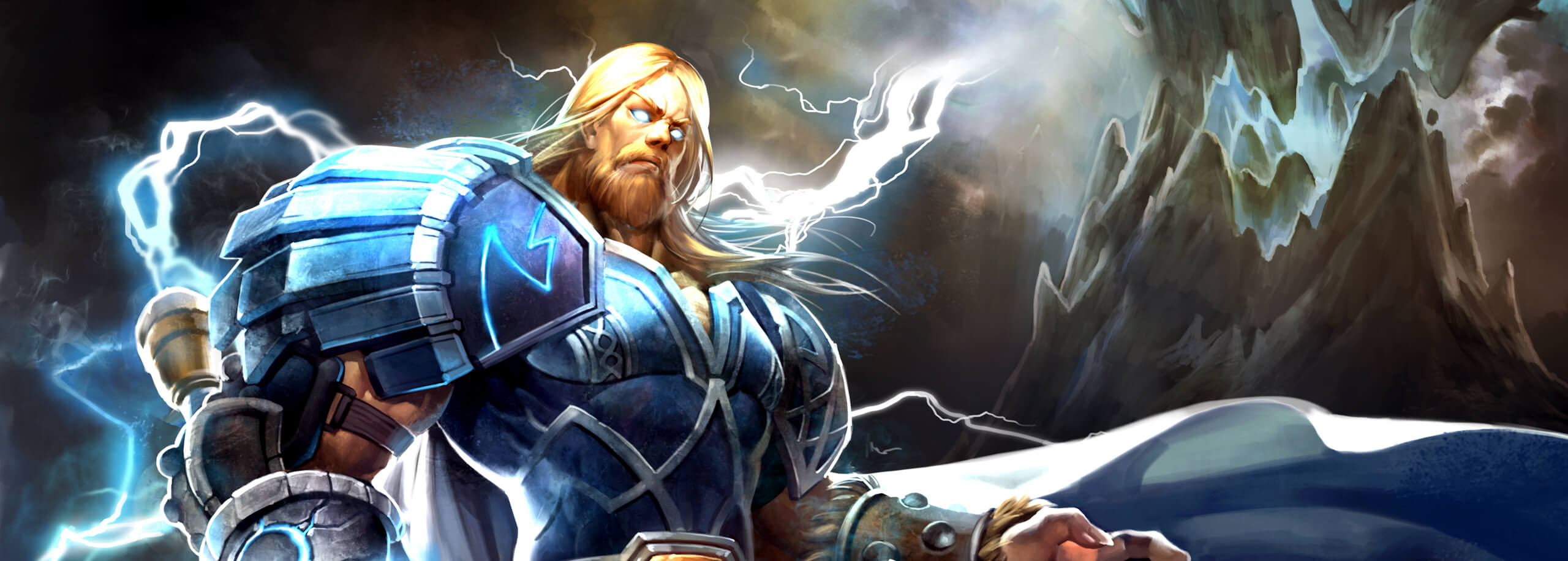 As iconic as he is lethal, Thor's been bringing the thunder as long as the game's existed.