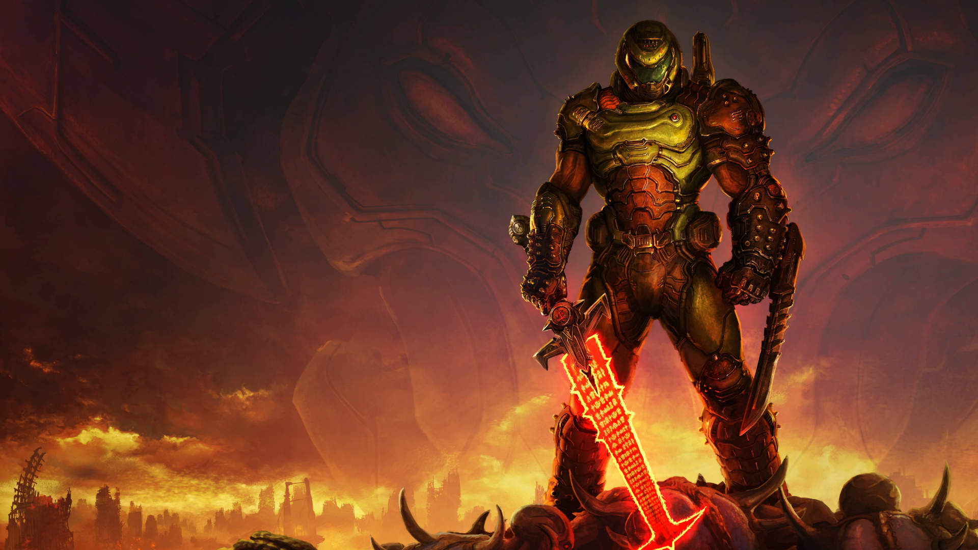 Top 15 Best Doom Eternal Wallpapers Gamers Decide