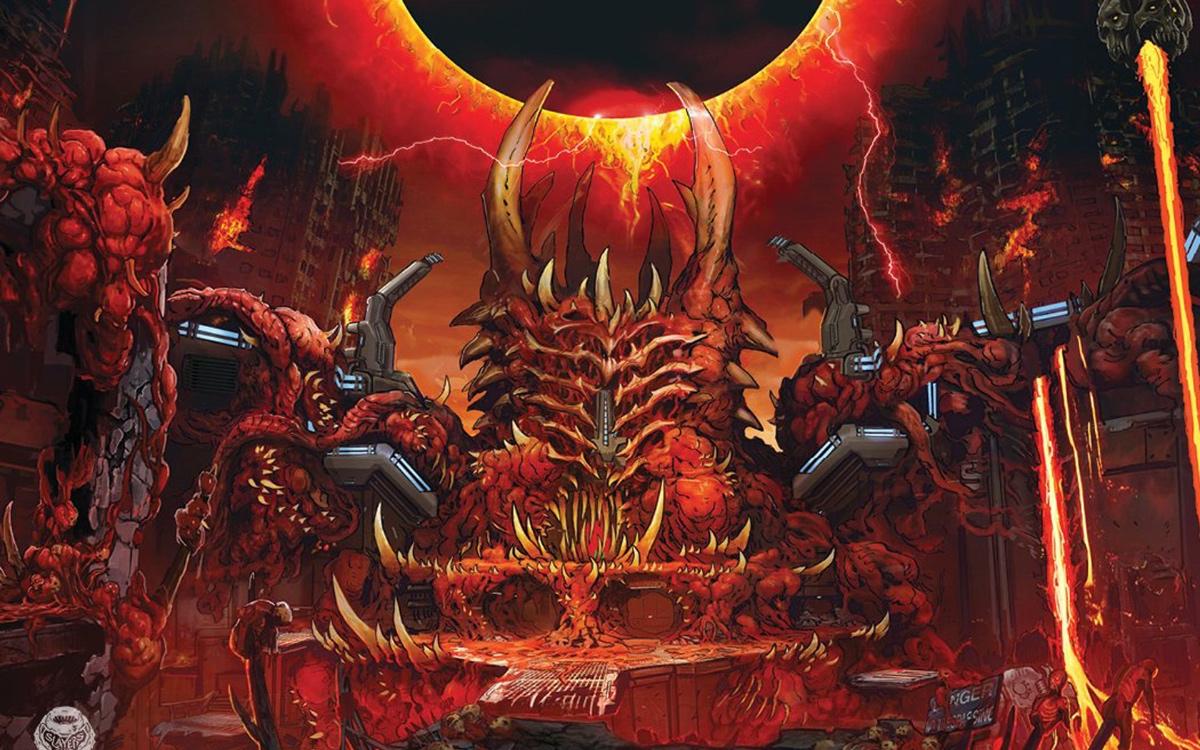 Top 15 Best Doom Eternal Wallpapers Gamers Decide