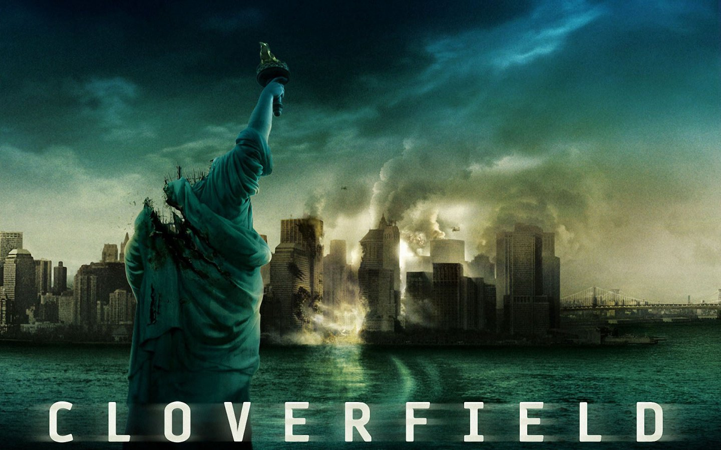 First Reaction To Cloverfield
