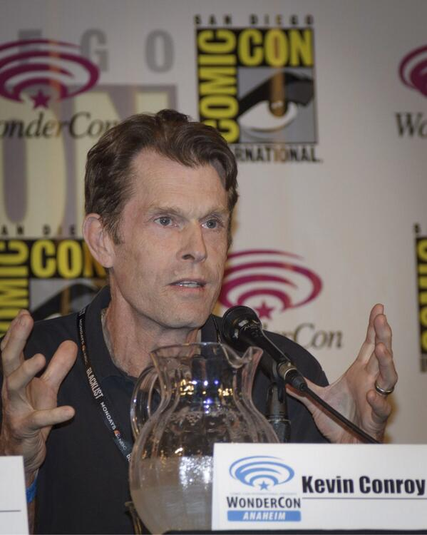 The ever-amazing Kevin Conroy