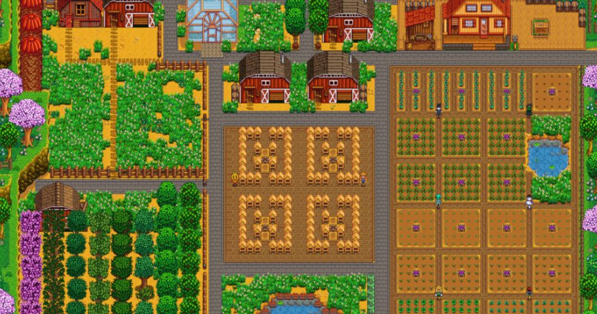 Our Top Farm Layouts for Stardew Valley