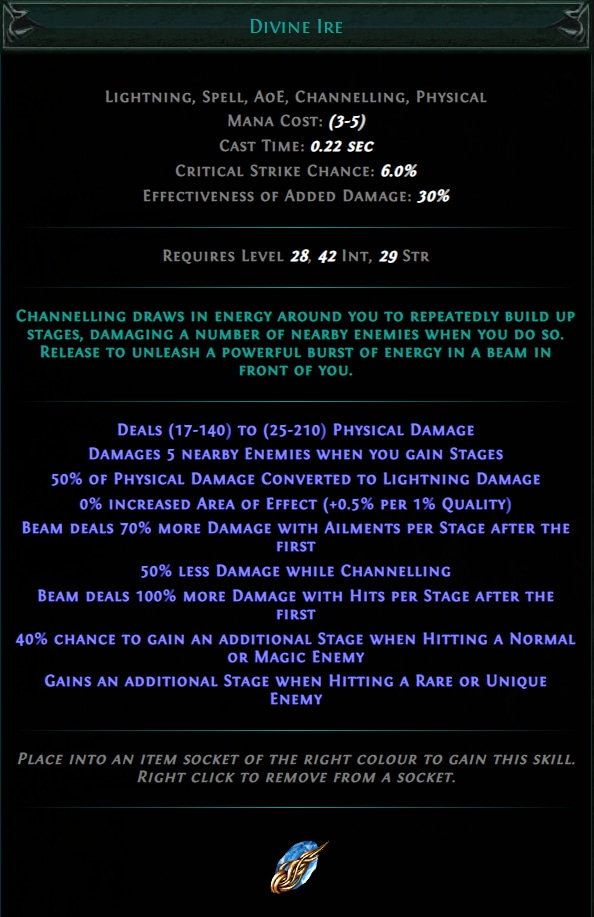 Top 10 Path Of Exile Best Solo Builds Gamers Decide With poe 3.9 and metamorph release, the exiles' demand for the exalted orbs has increased check out which gem is the most expensive, and put three of them into the secondary weapon, level it up to view the original version on abnewswire visit: top 10 path of exile best solo builds