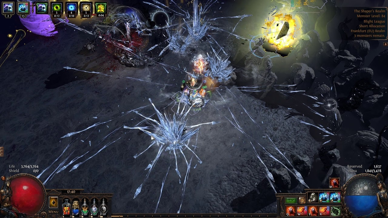 Top 10 Path Of Exile Best Solo Builds Gamers Decide It does not grant a bonus to your character, but to skills in sockets connected to it. top 10 path of exile best solo builds