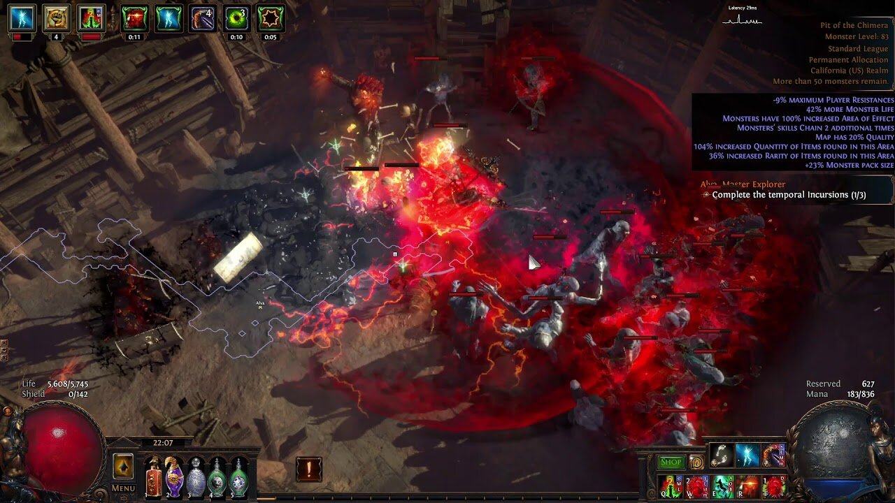 Top 10 Path Of Exile Best Solo Builds Gamers Decide Enlighten is primarily used to decrease the amount of mana reservation of linked skills. top 10 path of exile best solo builds