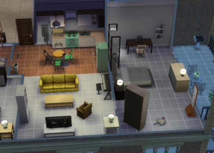 Top 10 Sims 4 Best Apartments Gamers Decide,Home Design Blueprints 1000 Sq Ft