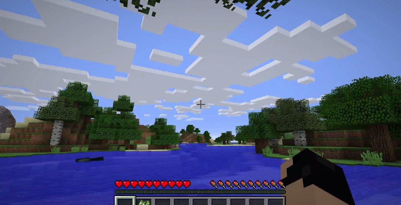 Many players enjoy a good, vanilla game of Minecraft.