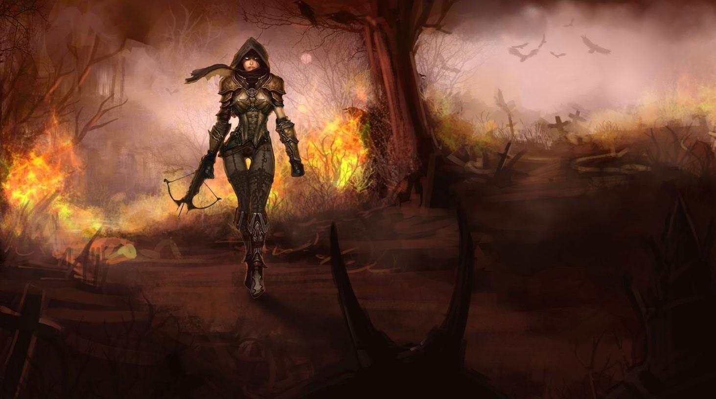 Top 5 Diablo 3 Best Demon Hunter Builds Right Now Gamers Decide