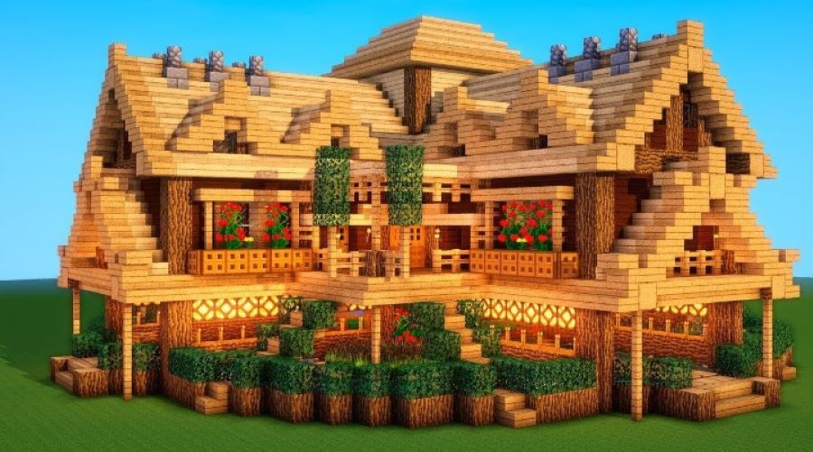 Top 15 Minecraft Best Ideas For Building Gamers Decide