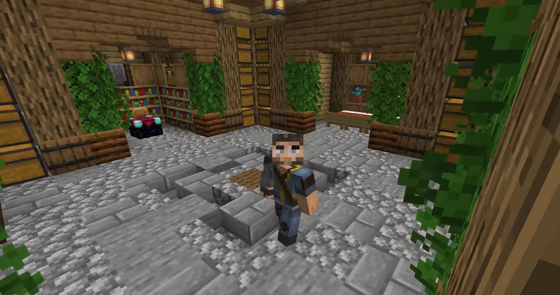 Top 10 Minecraft Best Underground Base | GAMERS DECIDE