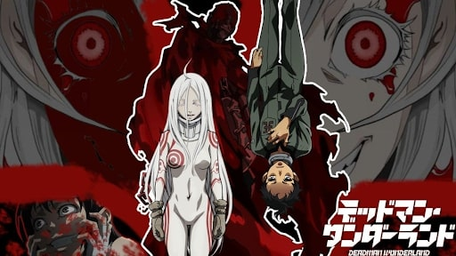 Shiro and Ganta