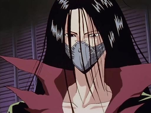 Karasu in his first form