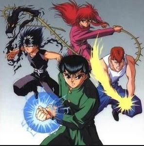 Team Urameshi assemble