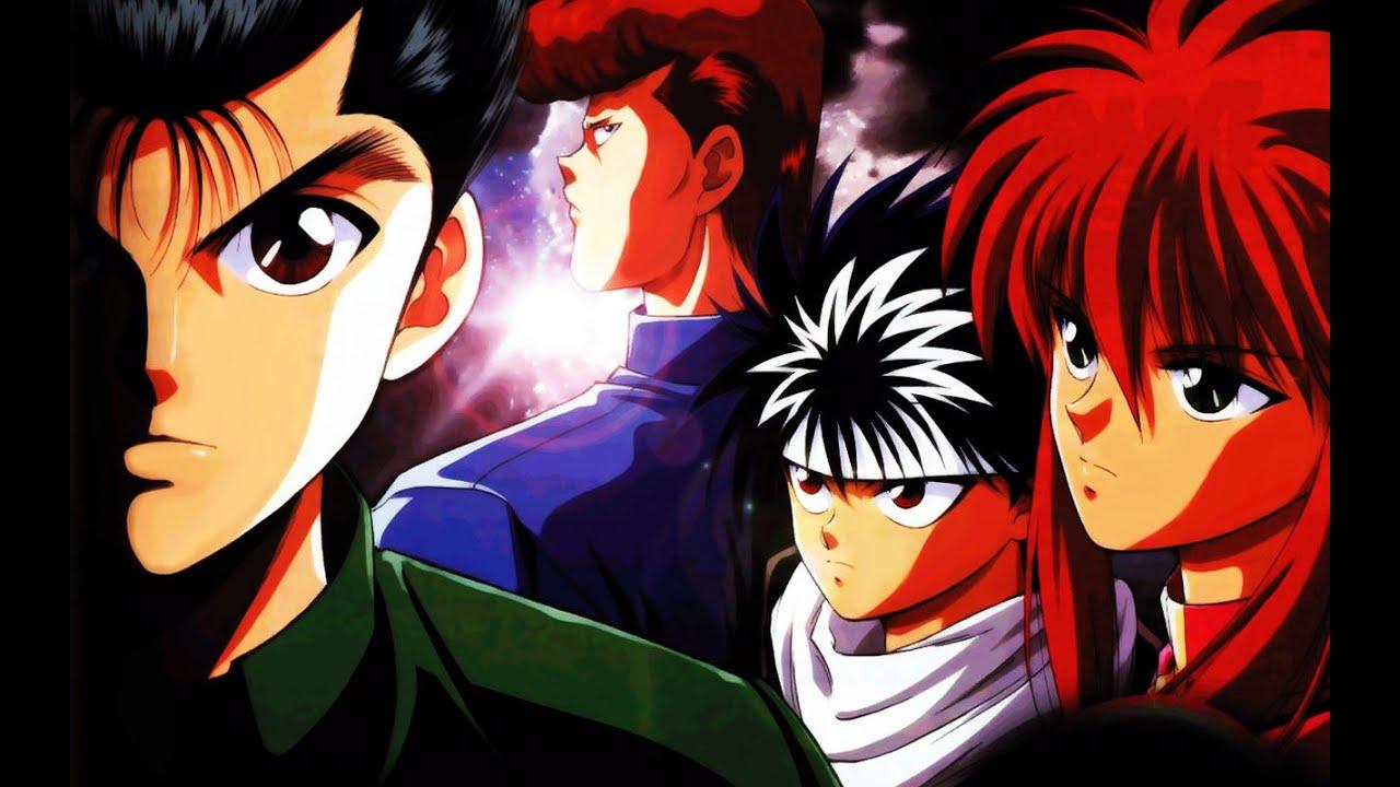 Yusuke and friends