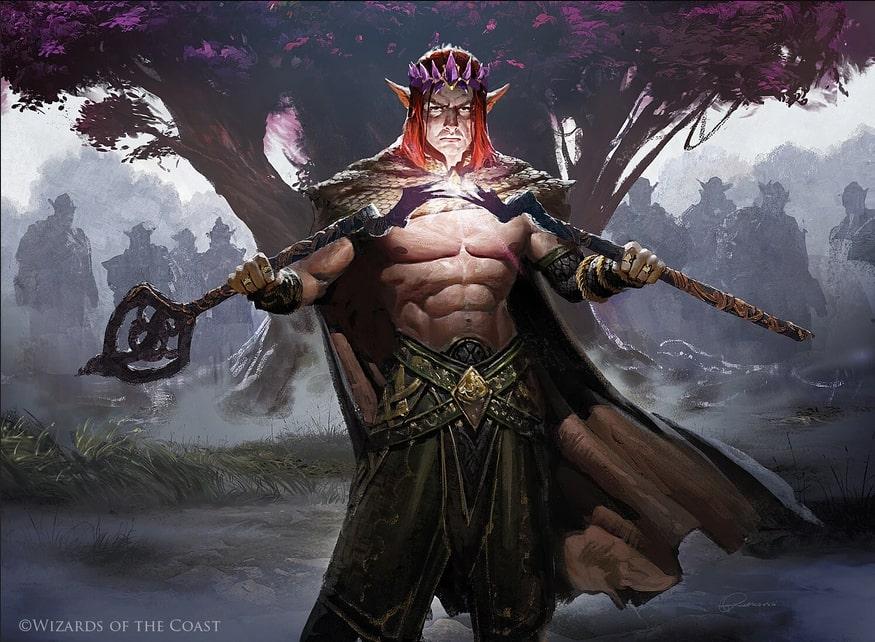 MTG Arena - Харальф, король Скемфара