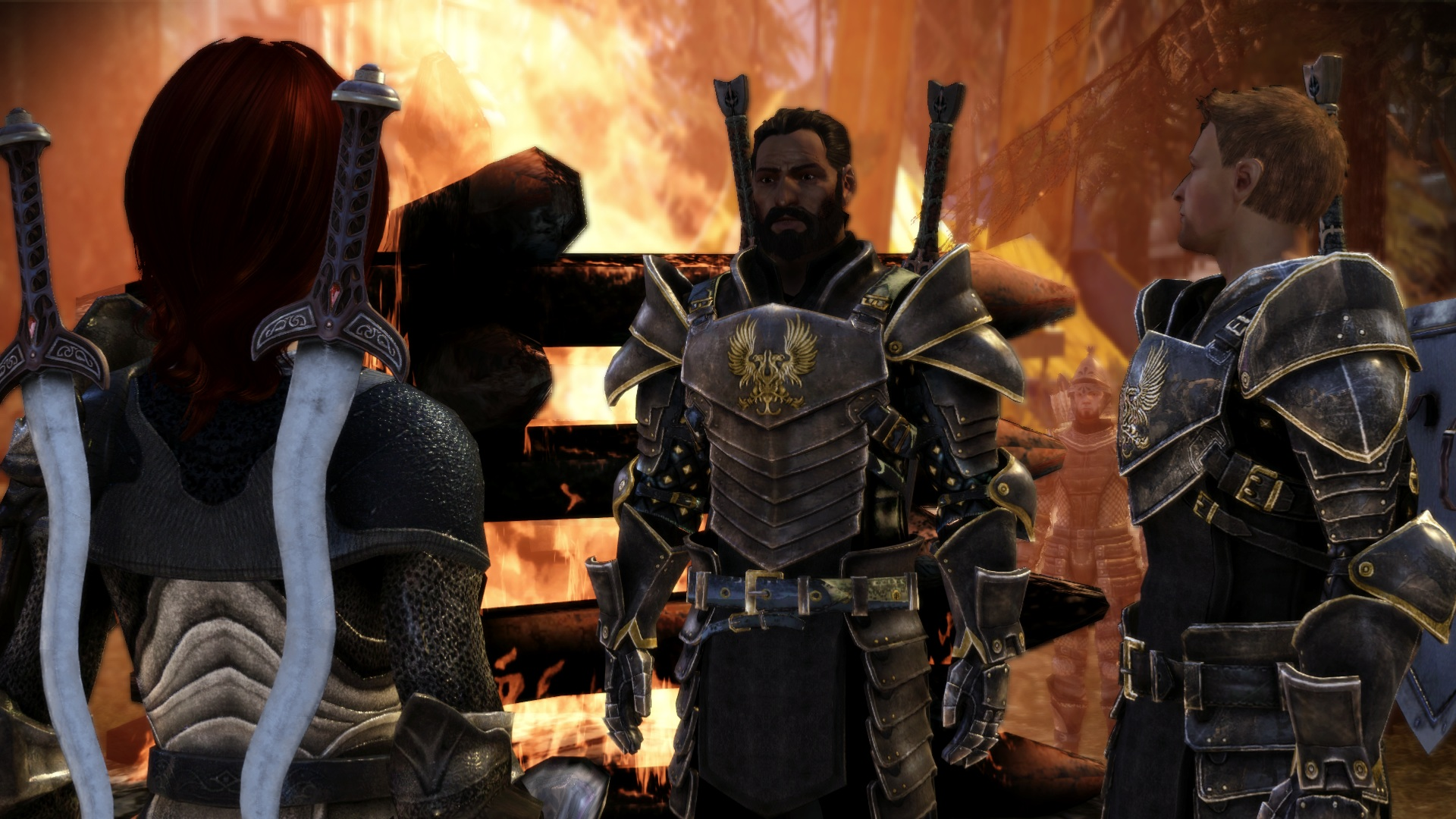 Dragon Age: Origins, mods, Grey Wardens of Ferelden