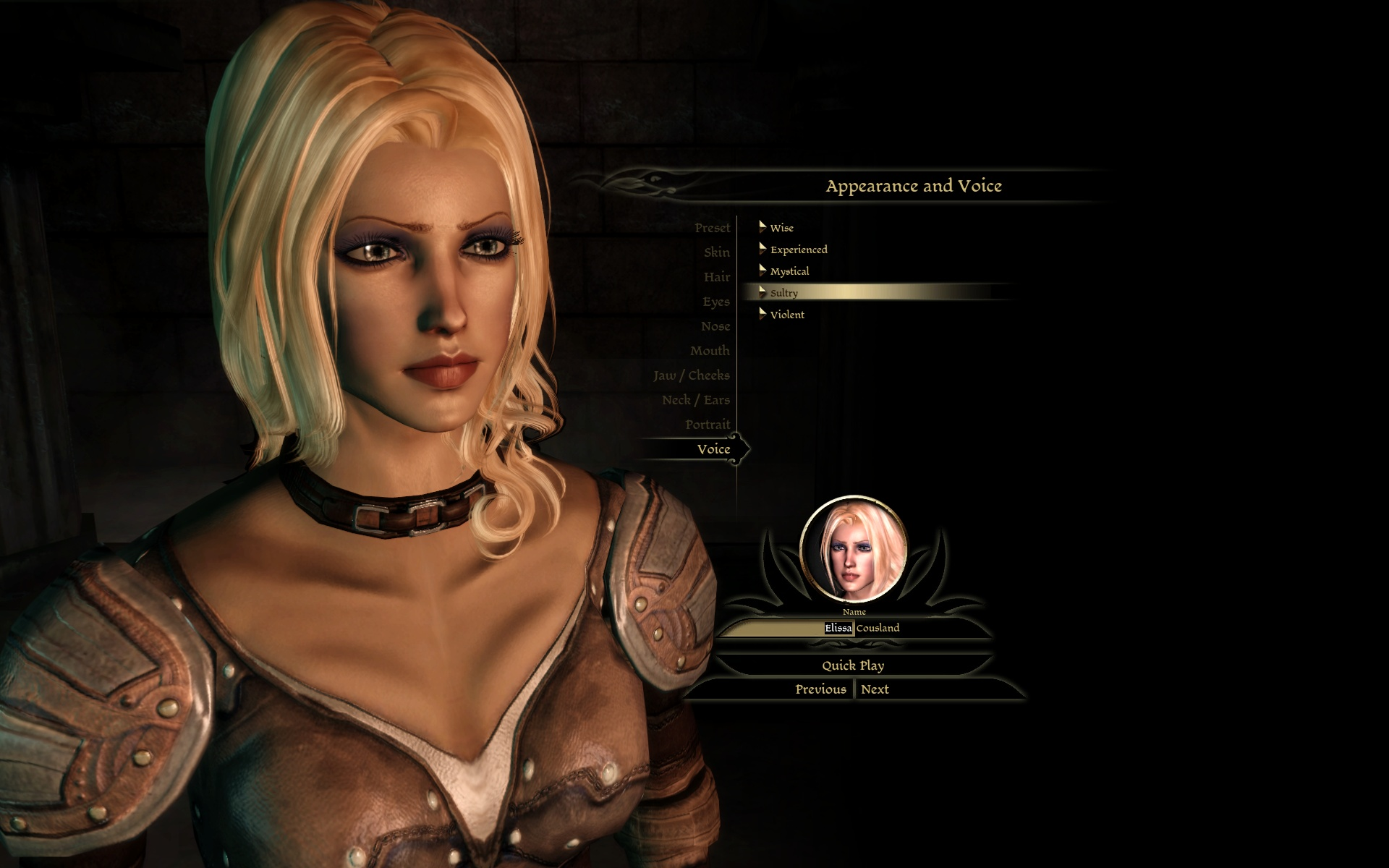 Dragon Age: Origins, mods, More Hairstyles