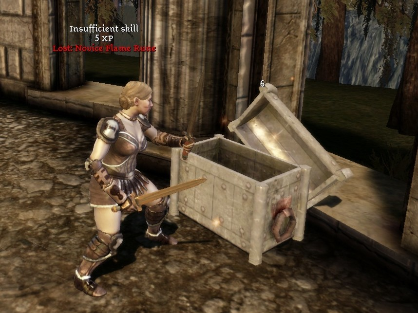 Dragon Age: Origins, mods, lock bash