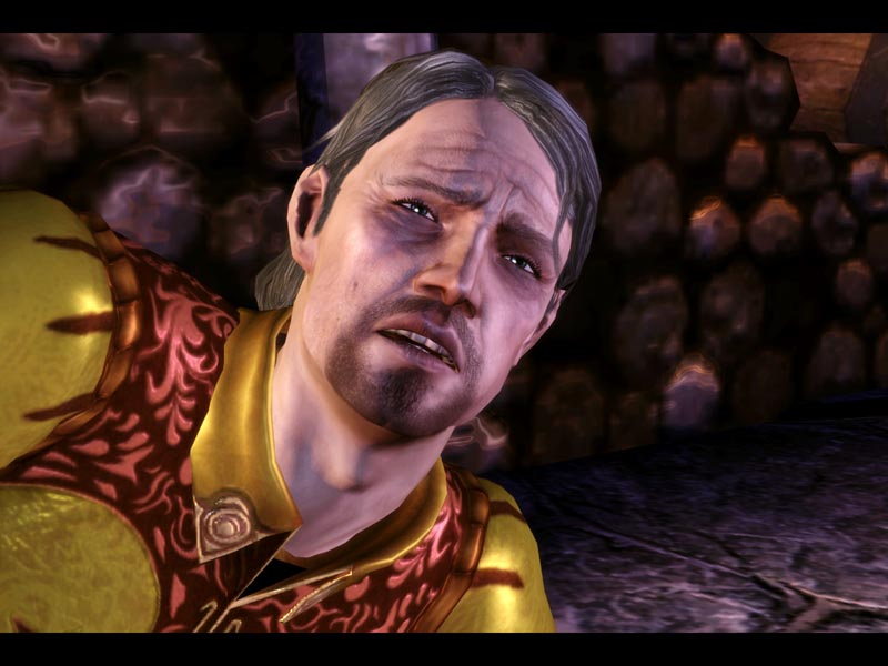 Dragon Age: Origins, mods, White Teeth