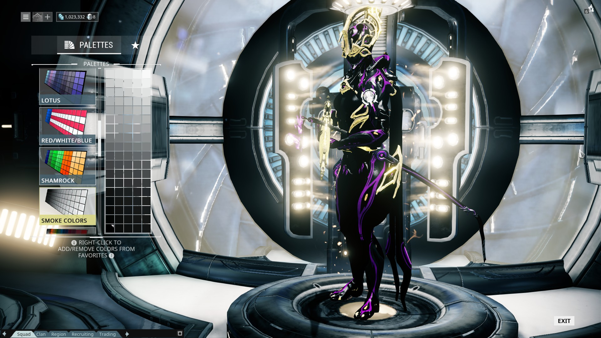 Warframe how to get weapon slots