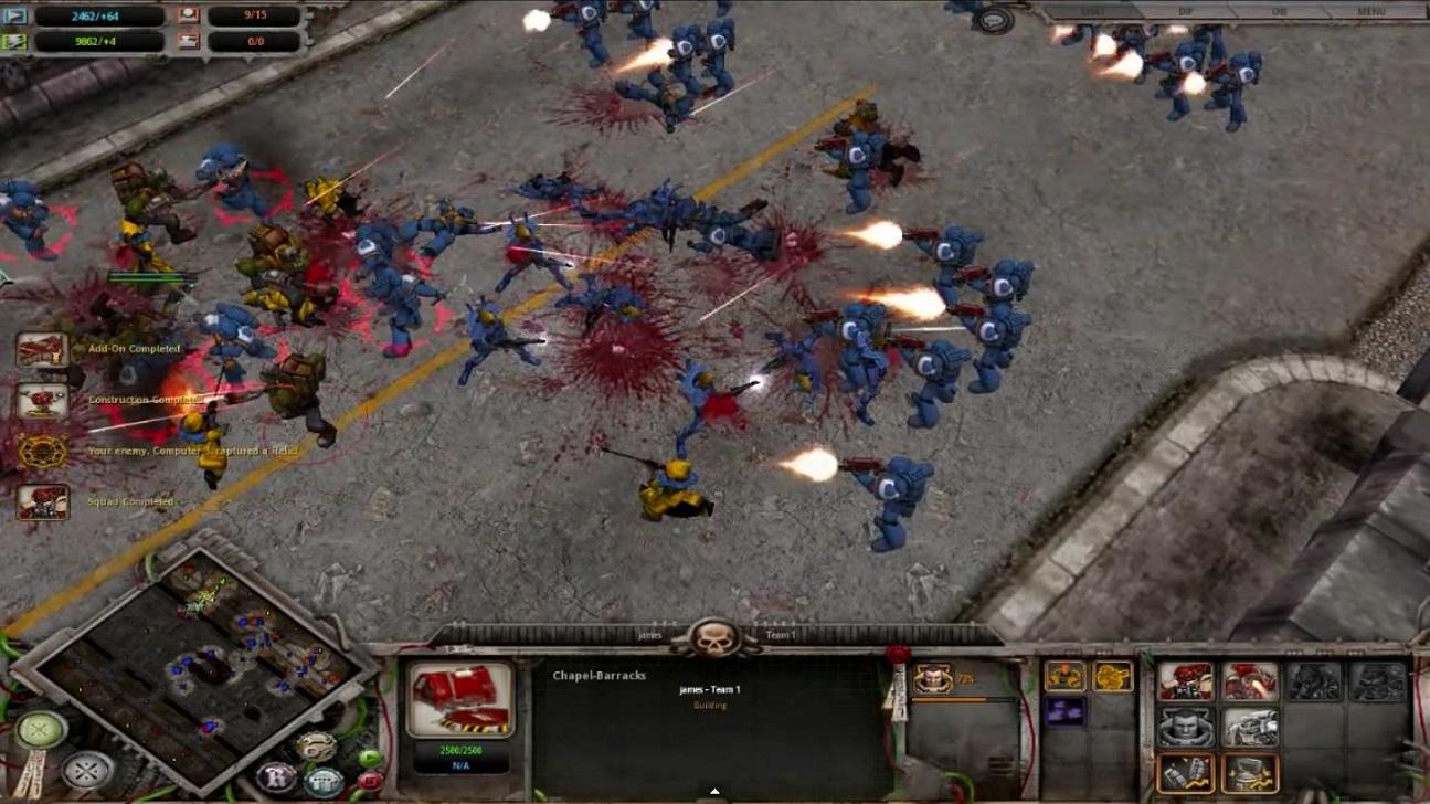 crusade strategy games