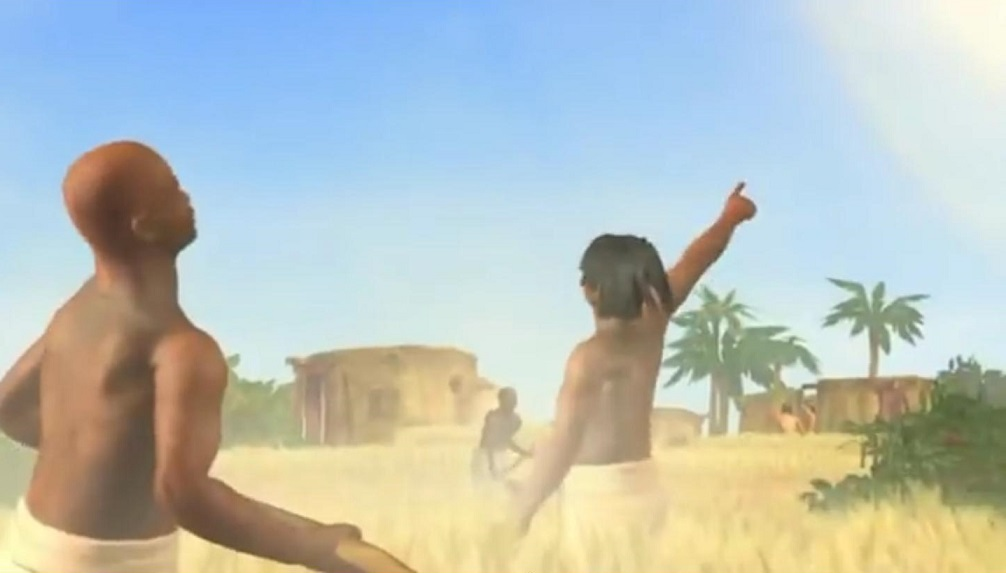 Immortal Cities, Children of the Nile, Nile, Egypt, Ancient Egypt, Field, Wheat, Bald, Game