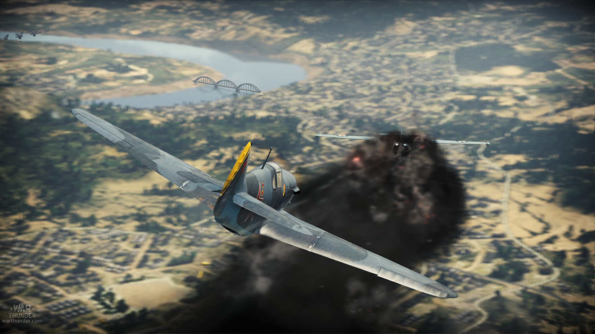 War thunder game files all over