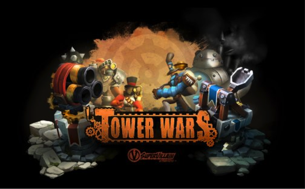 old tower defense games