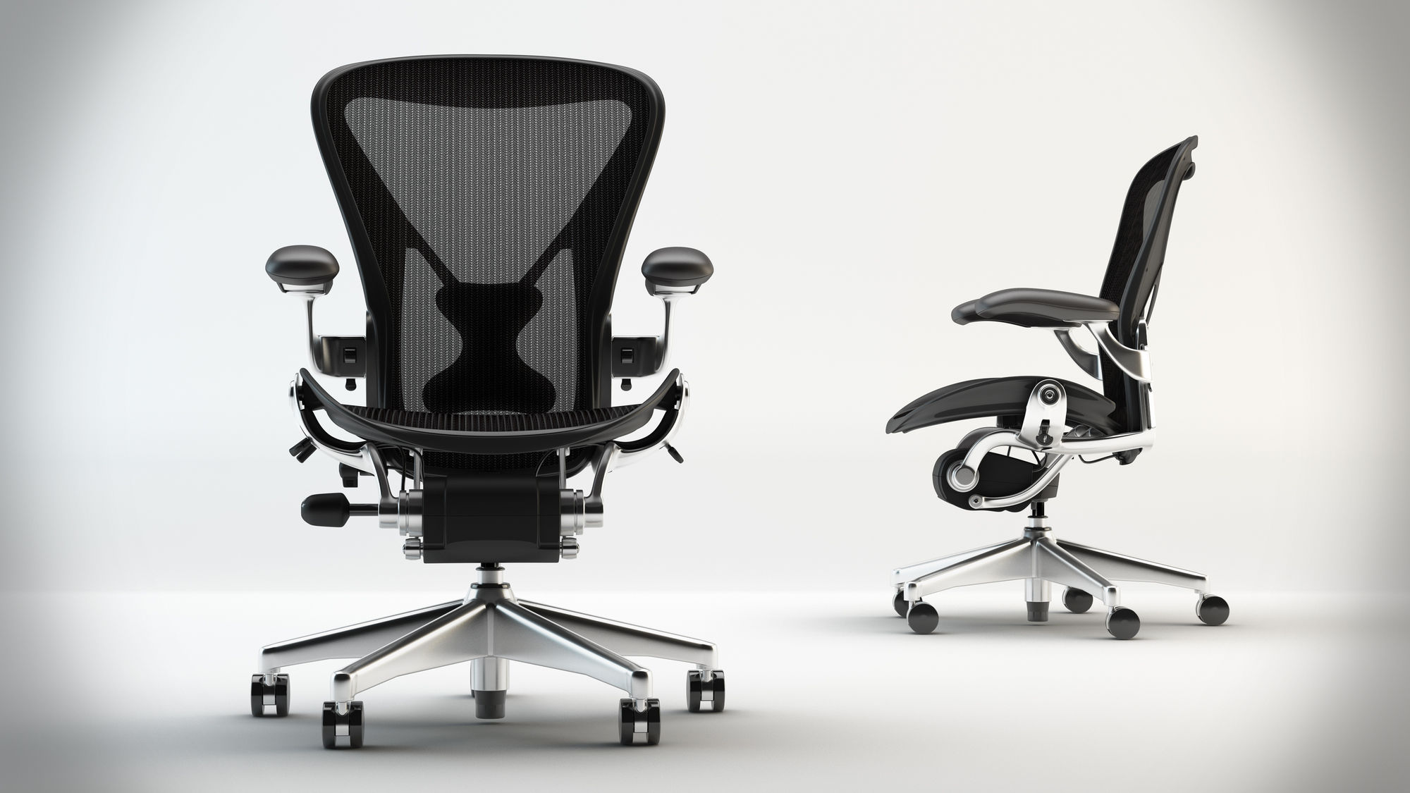 Best computer chair for gaming - Aeron Chair By Herman Miller