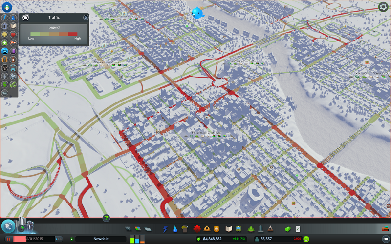 cities skylines road building guide