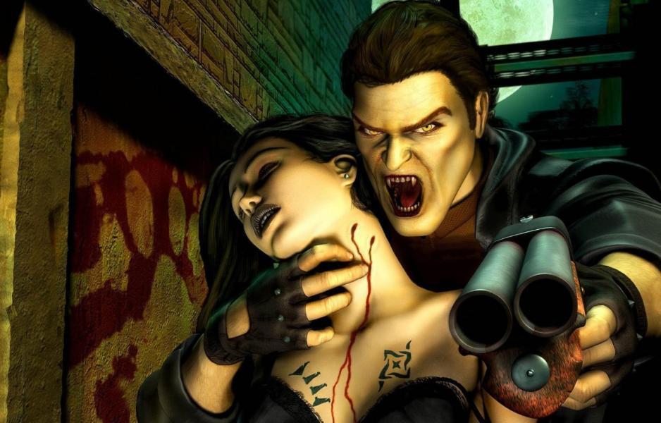 Vampira game
