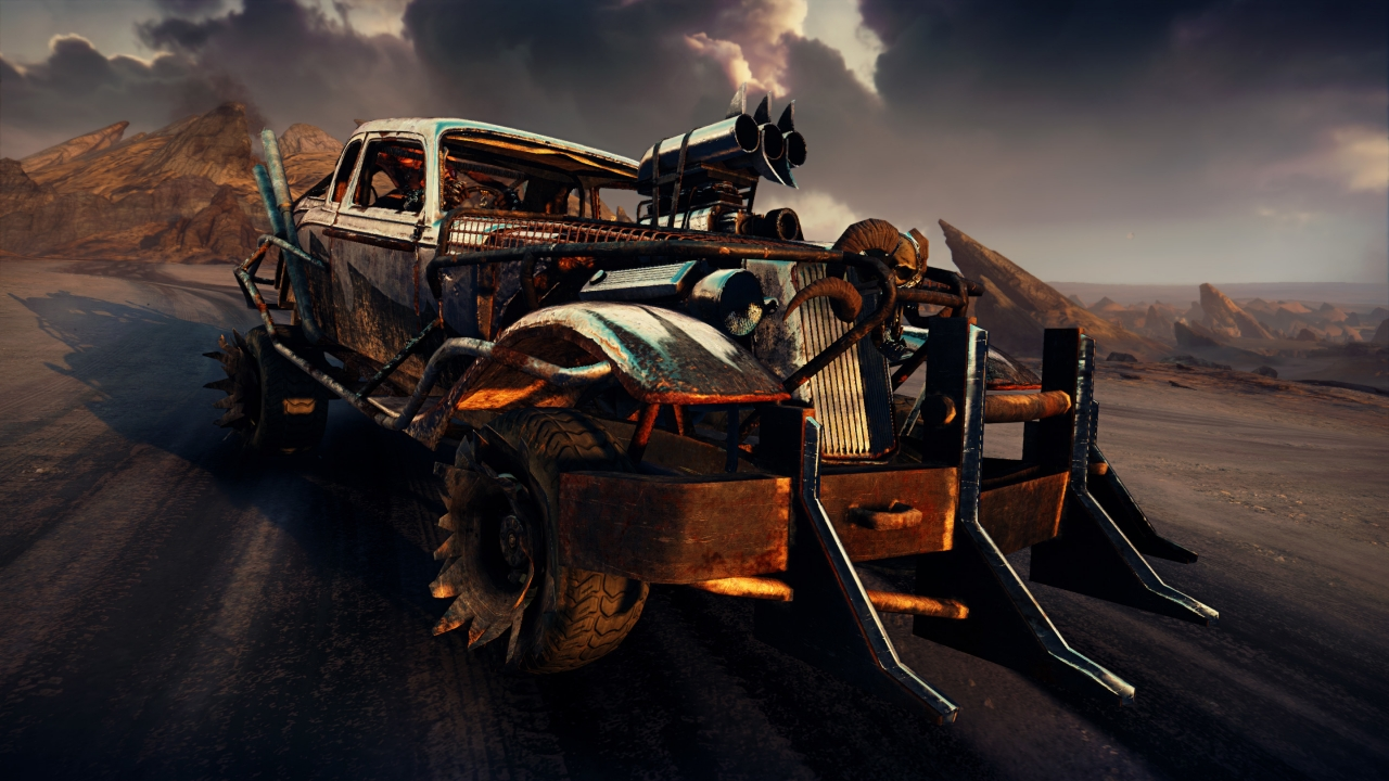 Mad Max Game Can You Build