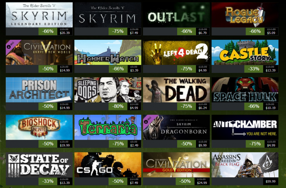 10 best places to buy pc games online gamers decide for Best online sale sites