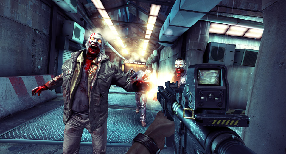 games zombie shooter