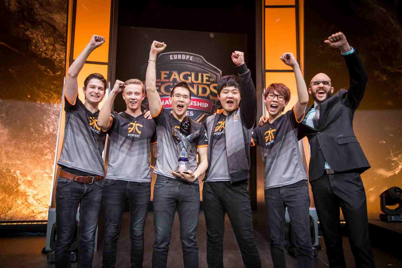 League Of Legends Winners