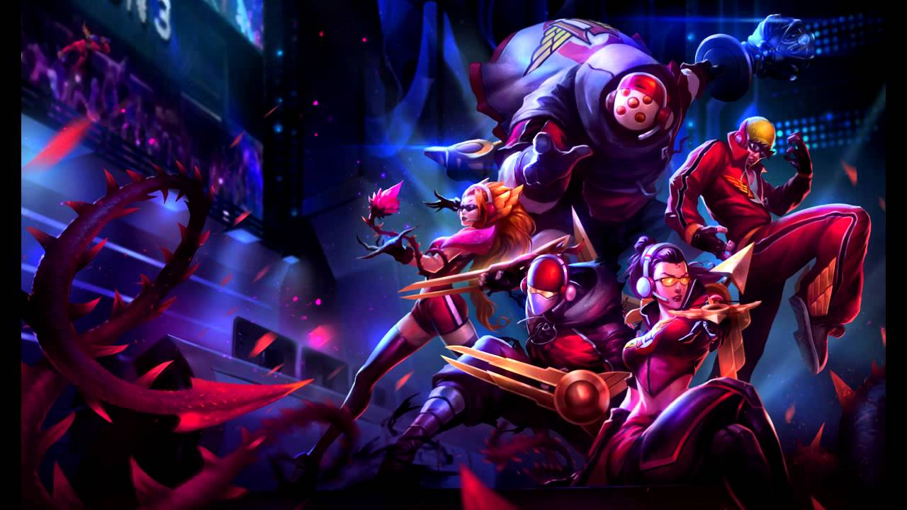 Page 10 Of 10 For 10 Strongest League Of Legends Teams In